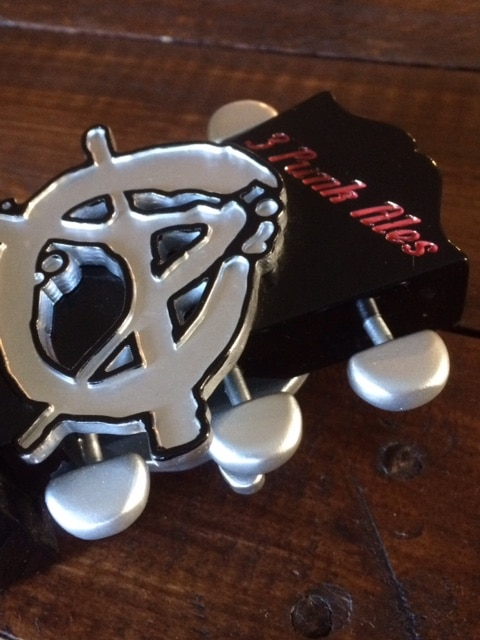 3 Punk Ale Custom Beer Tap Handle