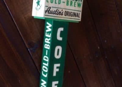 Cold Brew Coffee Custom Tap Handle