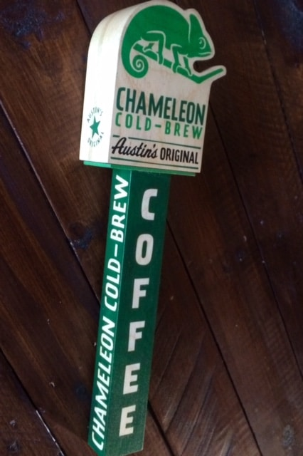 Cold Brew Coffee Custom Tap Handle