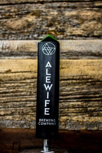 Ale Wife Brewing Custom Tap Handle
