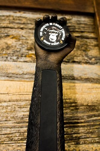 Infinite Monkey Custom Wine Tap Handle