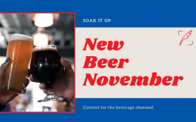 New Beer November: The Best New Brews of 2019